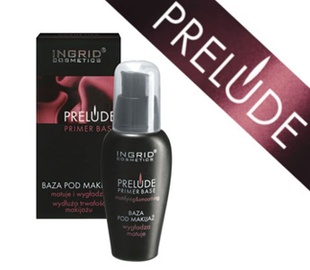 Sametová báze pod make-up Prelude 30ml