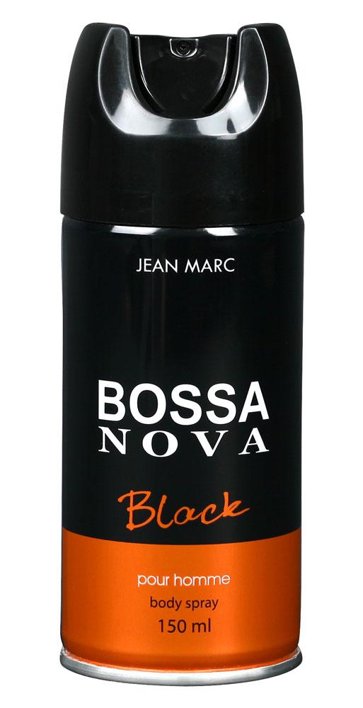 JEAN MARC Bossa Nova Black deo sprej pro muže 150ml