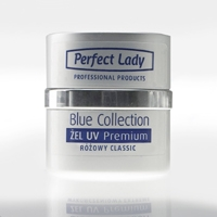 Premium UV gel Classic Pink modelovací 10ml Perfect Lady